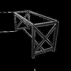 Металлическое подстолье PS1 - 1200*700*730 мм - 214,00 бел. руб.(30*30)
